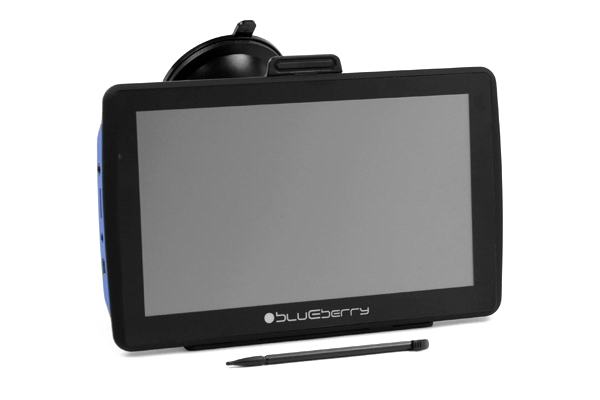 Blueberry 2go747 4gb gps