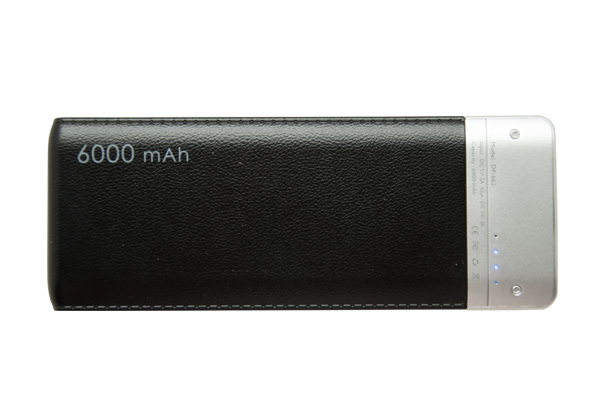 Power bank dp662 6000 mah (crni)