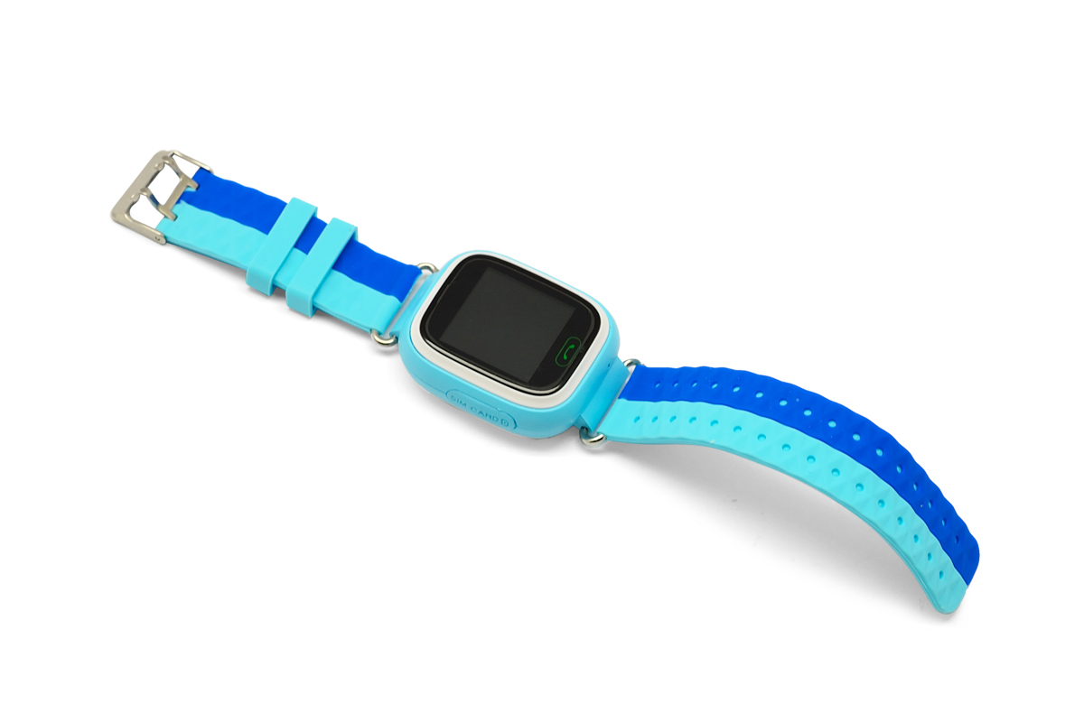 Cordys smart kids watch zoom blue