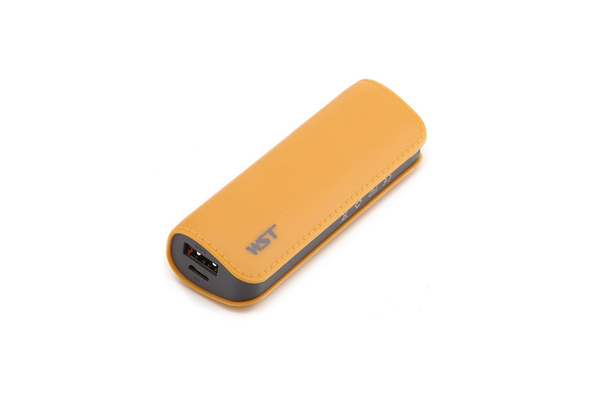 Power bank dl511 2600 mah (zuti)